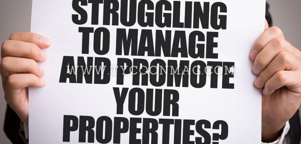 property management sign