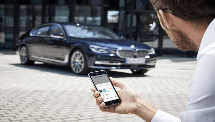 lock your BMW and feed it directions with Alexa
