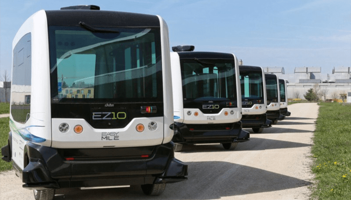 Singapore Trails driverless buses and taxis