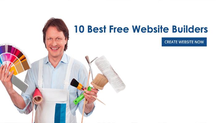 10 Best Free Website Builders