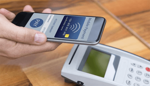 cashless mobile payment systems