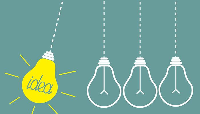How creative ideas are really born