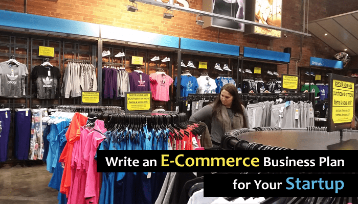How to Write an eCommerce Business Plan for Your Startup