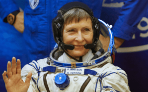 US Female Astronaut To Break Record For Time In Space