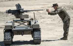 War Technology Hits Red Beach at Camp Pendleton