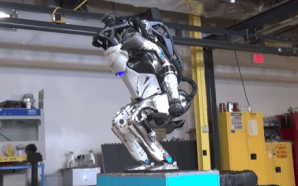 Boston Dynamics' Atlas Ready To Execute Backflips