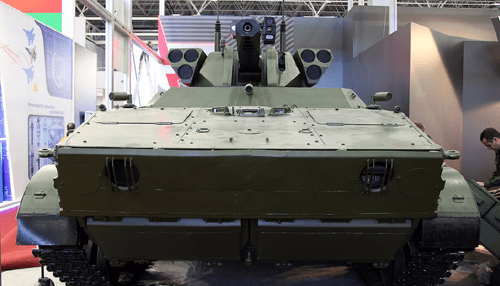 Russia Comprises The Serious Ambitions To Move Towards The 'Unmanned World'