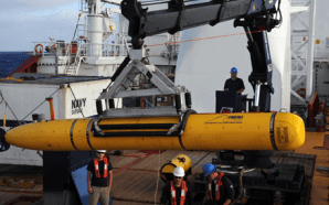Unmanned Submersibles deployed by the Navy in Argentine Submarine Search