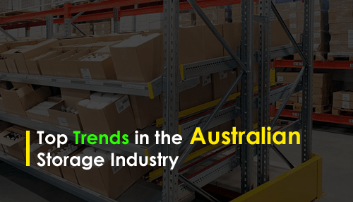 Top Trends in the Australian Storage Industry