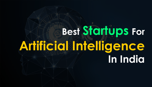 Best startups for Artificial Intelligence in India