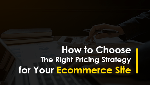 How to Choose The Right Pricing Strategy for Your Ecommerce Site