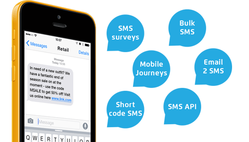 mass text messaging services
