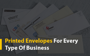 Printed Envelopes For Every Type Of Business
