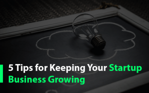 5 Tips for Keeping Your Startup Business Growing