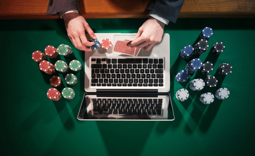 Why would you set up an online gambling business?