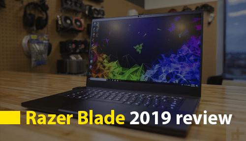 Razer Blade 2019 review