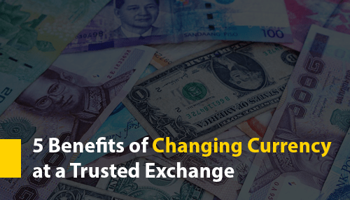 Changing Currency