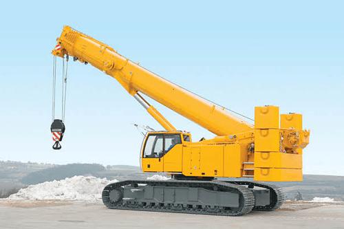 Crawler Mobile Cranes