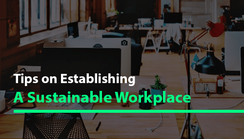 a Sustainable Workplace