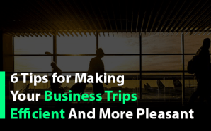 6 Tips for Making Your Business Trips Efficient and More…
