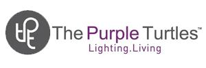The purple turtles