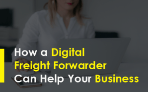How a Digital Freight Forwarder Can Help Your Business