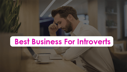 Best Business For Introverts