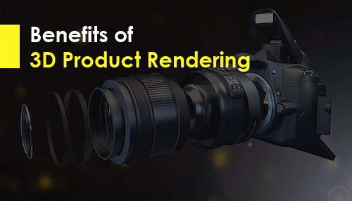 Benefits of 3D Product Rendering