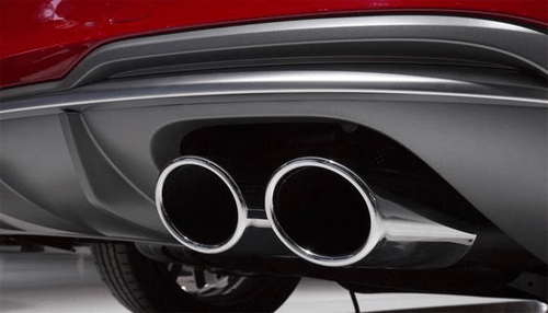 Smoother Exhaust