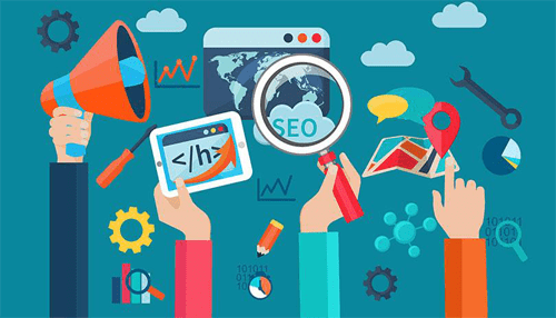 Tools for search engine optimization