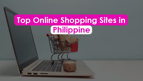 Top Online Shopping Sites in Philippine