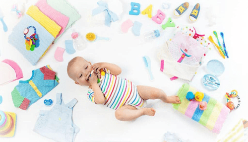 create a budget for baby