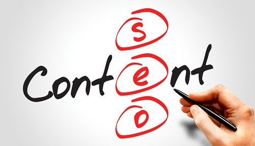 content seo is important for google search engine in this decade.
