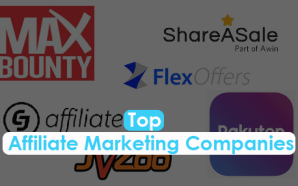 Top Affiliate Marketing Companies
