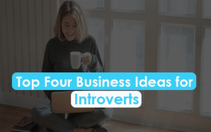 Top Four Business Ideas for Introverts
