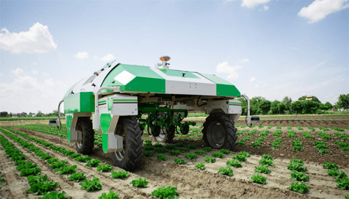 Naio Technologies for agriculture