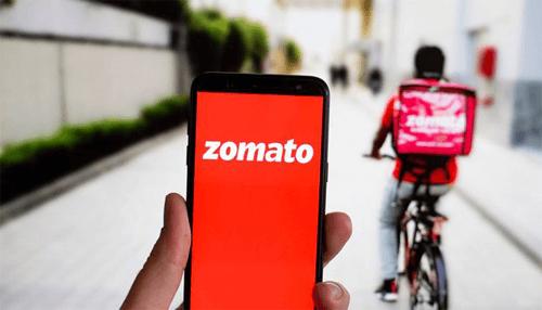 Invest in Zomato