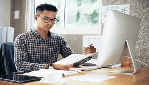 hire accountant for  business