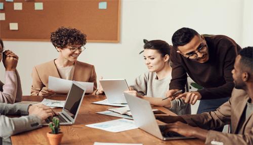 Communicating employees properly