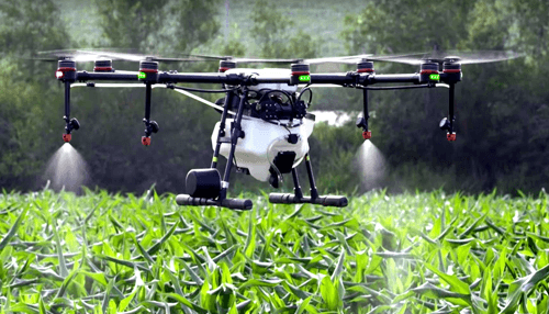 Introducing Digital technology into agriculture