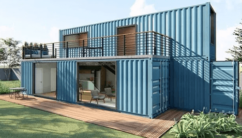 shipping Containers Camper