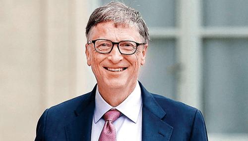 Bill Gates business mogul