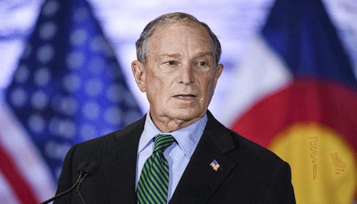Michael Bloomberg Business Tycoon