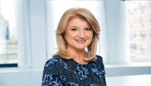 Arianna Huffington Business Tycoon