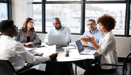 Management transformation