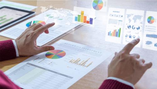 Evaluating current finances