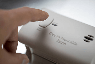 Test All Carbon Monoxide Detectors