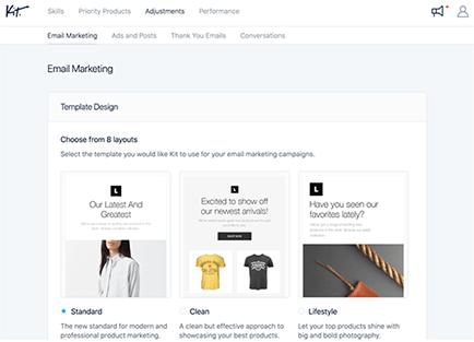 Kit eCommerce automation software