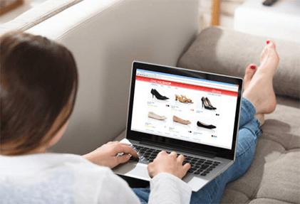 make online shopping more easy