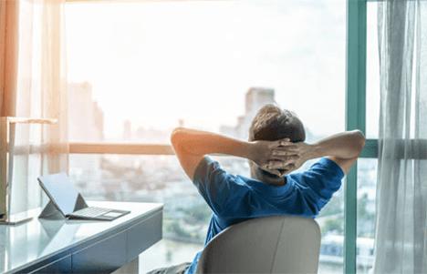 Maintain a balance between life and work
